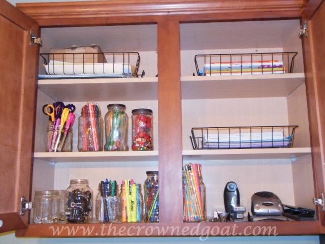 020216-3 How to Organize a Kitchen Desk Organization