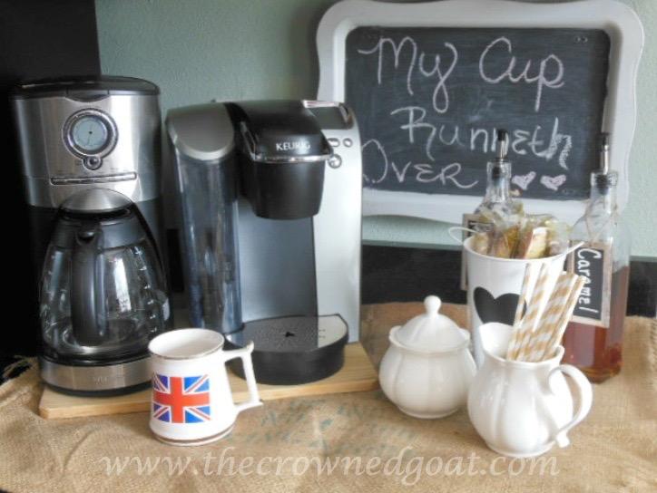 022316-1 Indoor Coffee Station Updates Decorating DIY