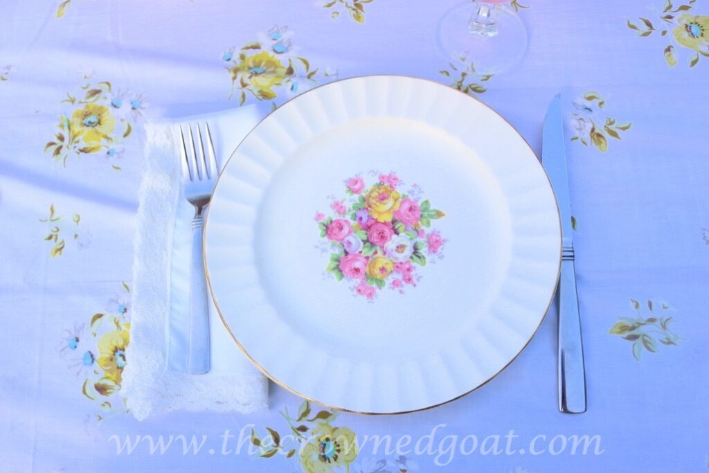 031716-8-1024x683 Vintage Inspired Spring Tablescape Decorating DIY Spring