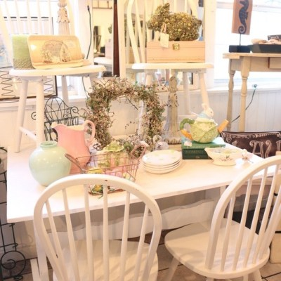Spring Updates at The Pickers Market