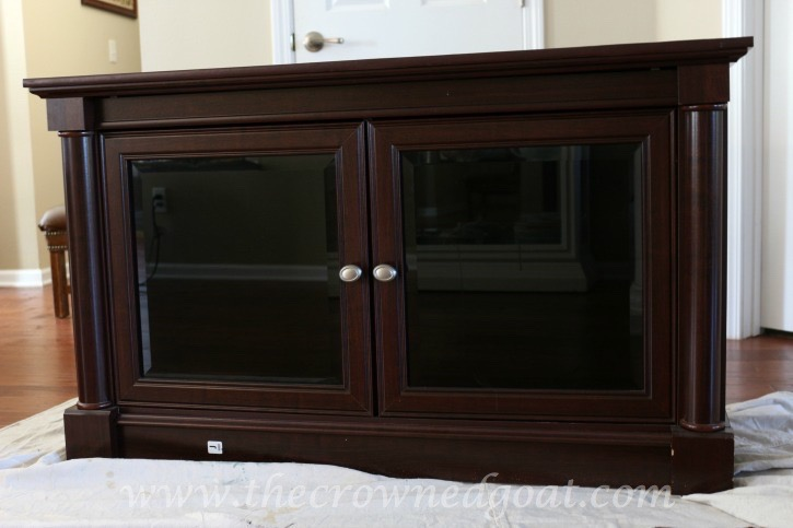 032116-1 Beginner's Guide to Painting Laminate Furniture DIY Painted Furniture
