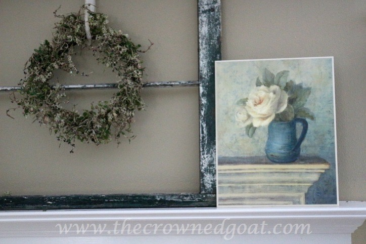 032316-1 Decorating for Spring with Vintage or Salvaged Finds Decorating
