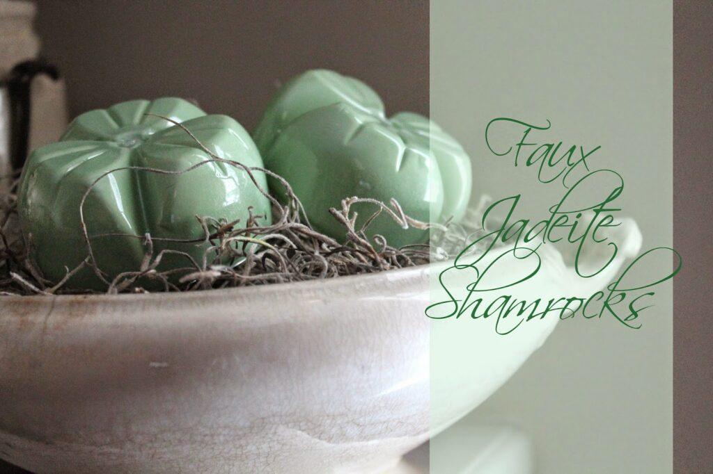 faux-jadeite-shamrocks-header-1024x682 St. Patrick Day Ideas Holidays