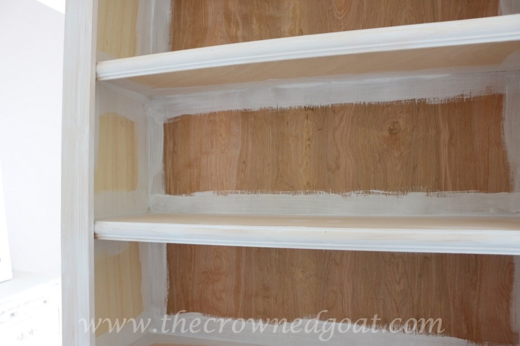 041816-6A-1024x682 Custom Office Bookcases DIY Painted Furniture