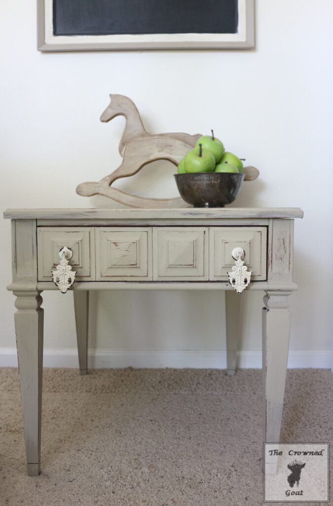 050916-12-3-675x1024 End Table and Side Table Painting Tips DIY Painted Furniture