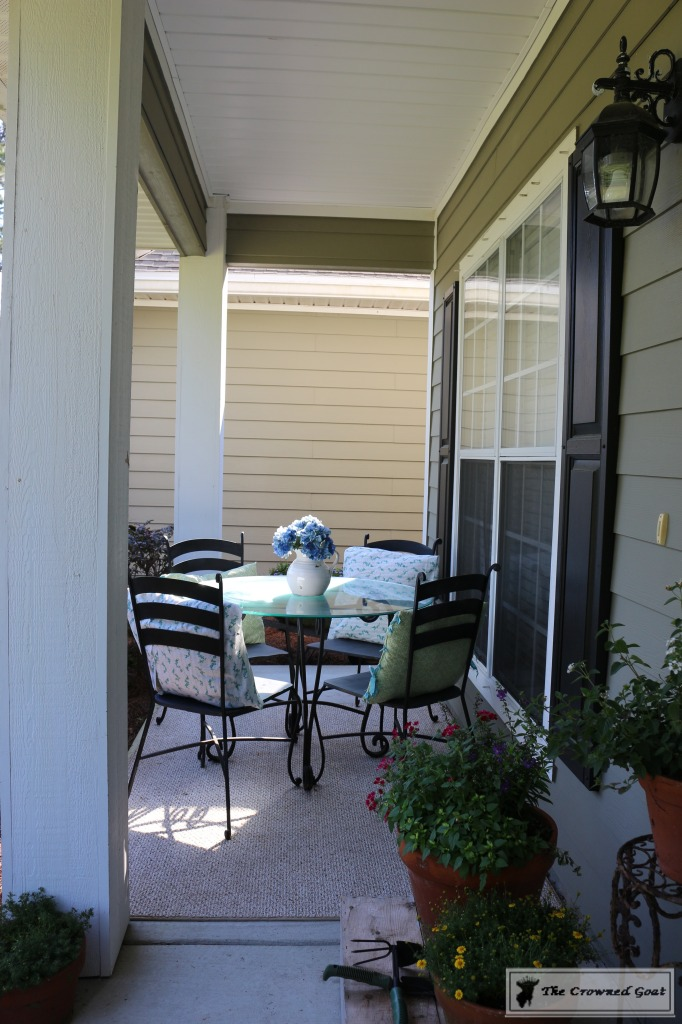 051716-1-682x1024 Using Chalk Paint on Metal Patio Furniture DIY Painted Furniture