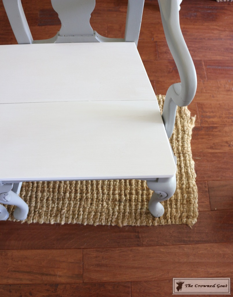 062416-14-804x1024 Creating a Bench from Dining Chairs DIY Painted Furniture