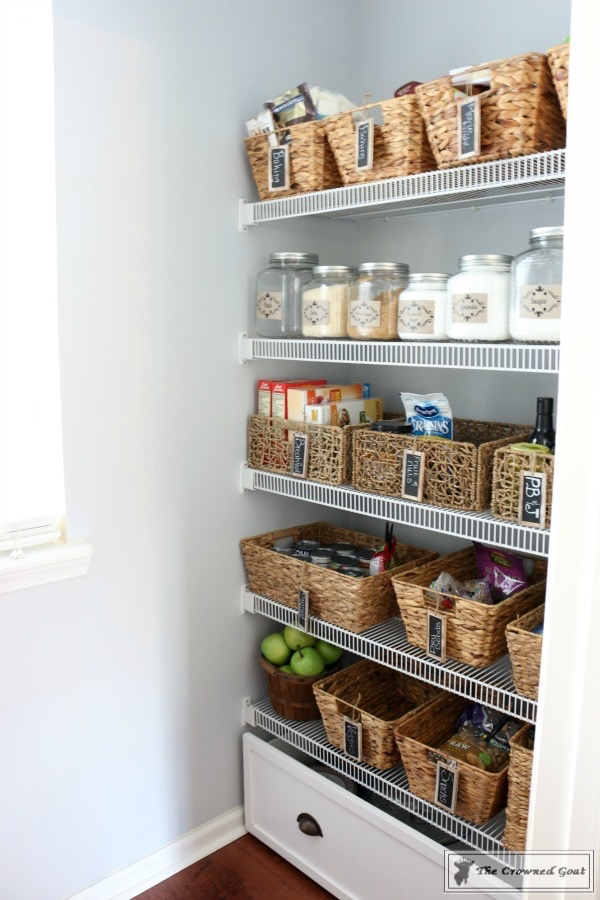 062916-10 Loblolly Manor: Organizing the Pantry DIY Organization