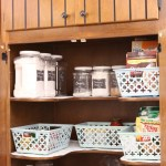 Loblolly Manor: Organizing the Pantry