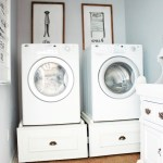 5 Steps to a More Organized Laundry Room