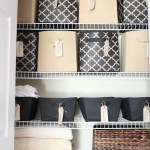 How to Keep Linen Closets Organized and Maintained