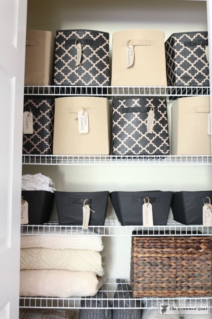 How to Keep Linen Closets Organized-6