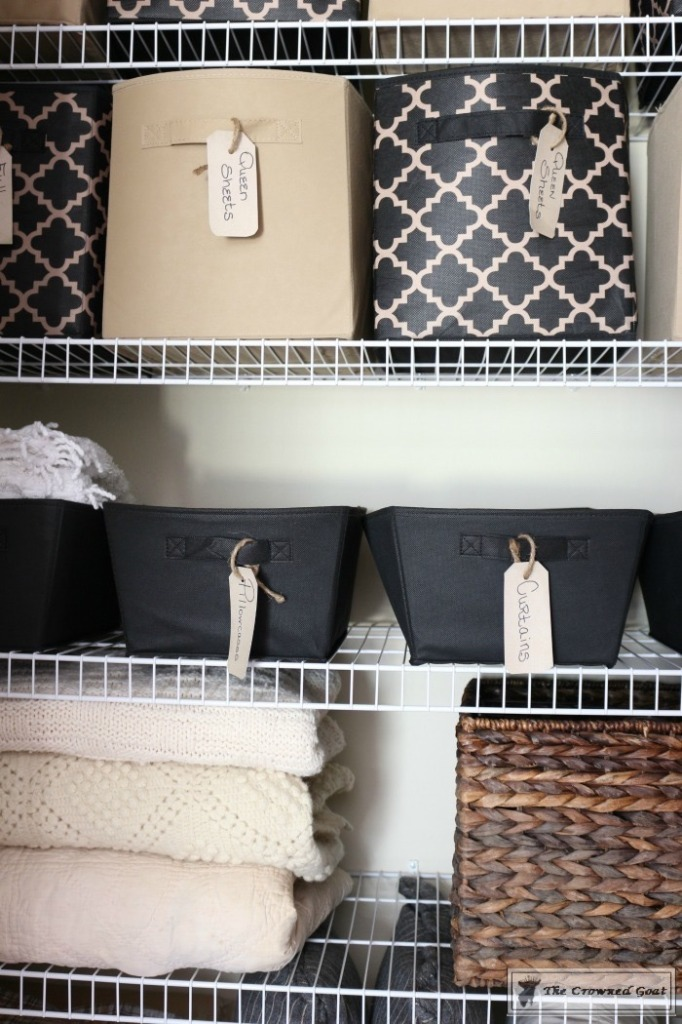 How-to-Keep-Linen-Closets-Organized-8-682x1024 How to Keep Linen Closets Organized and Maintained  DIY Organization