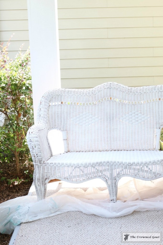 Painting-Wicker-Patio-Furniture-5-682x1024 Painting Wicker Patio Furniture Painted Furniture