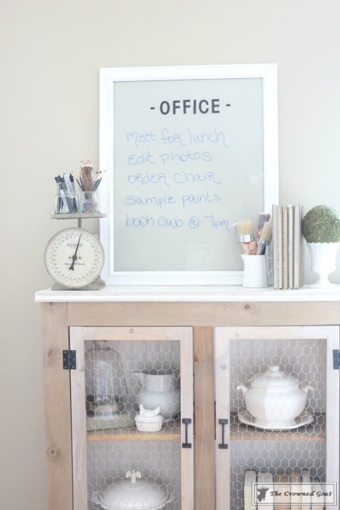 Easy-DIY-Dry-Erase-Board-683x1024 From the Front Porch From the Front Porch