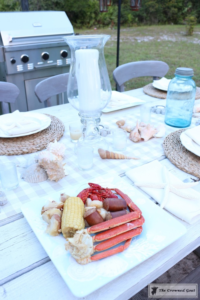 Easy-to-Create-Summer-Inspired-Tablescape-9-682x1024 Easy to Create Summer Inspired Tablescape Decorating Summer