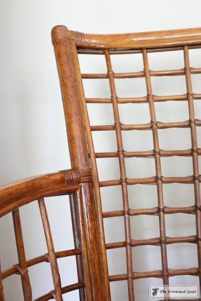 Revitalizing a Rattan Chair with DIY Furniture Polish-11