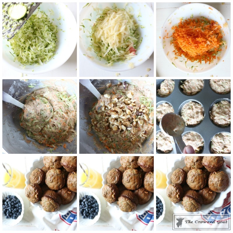 Rise-and-Shine-Muffin-Recipe-3 Rise and Shine Muffins Baking