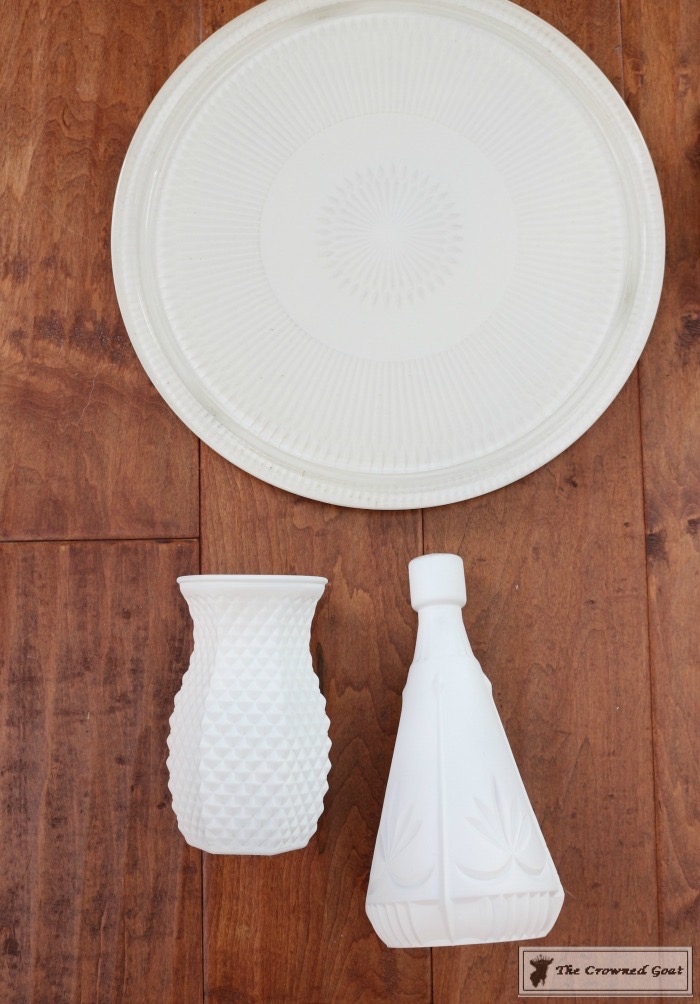DIY-Faux-Milk-Glass-Cake-Stand-8 How to Make a Faux Milk Glass Cake Stand Decorating DIY Fall