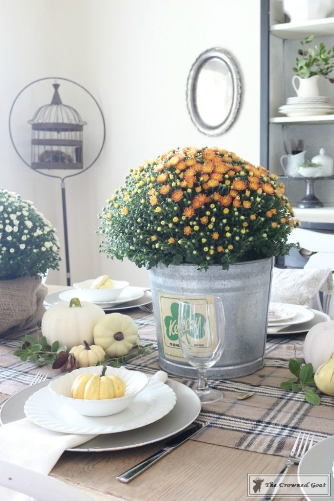 Fall-Decorating-in-the-Dining-Room-8-683x1024 Fall Decorating in the The Dining Room Decorating DIY Fall Holidays