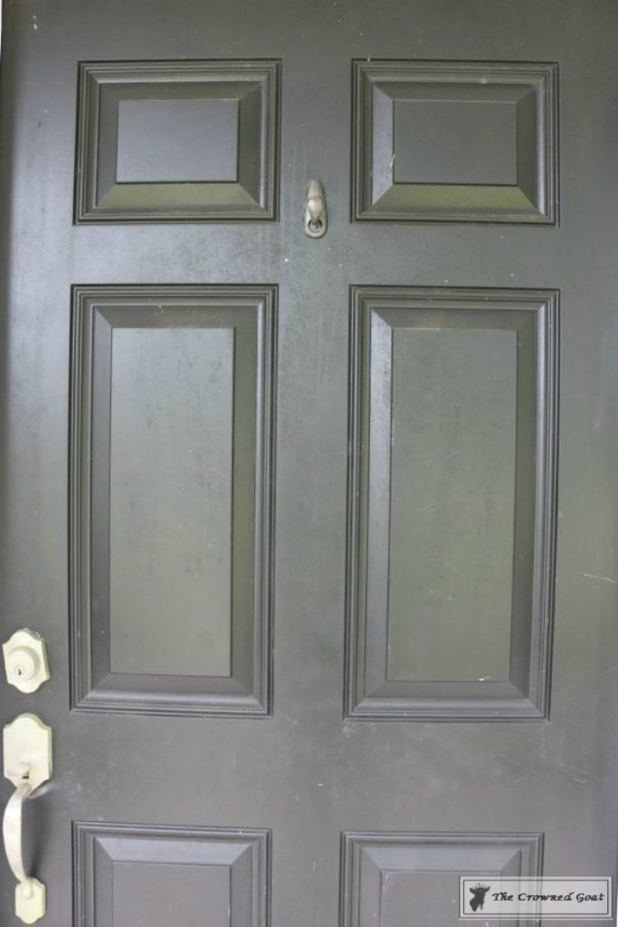 Front-Door-Paint-Review-2-683x1024 Modern Masters Front Door Paint: One Year Later DIY