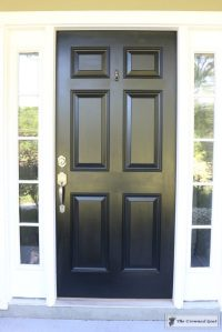 Modern Masters Front Door Paint: One Year Later - The ...