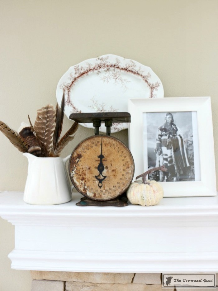 Thanksgiving-Home-Tour-4 Last Minute Thanksgiving Decorating Ideas Decorating Holidays