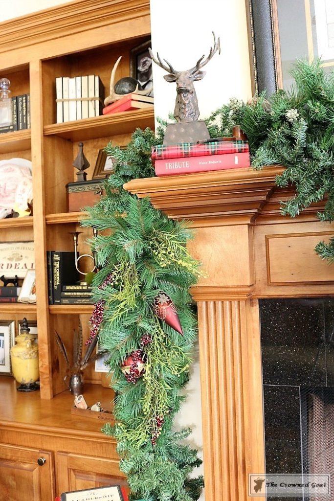 Traditional-Christmas-Home-Tour-14-683x1024 Traditional Christmas Home Tour at Bliss Barracks Christmas DIY Holidays