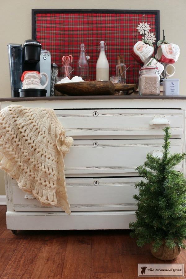 Traditional-Christmas-Home-Tour-23 Traditional Christmas Home Tour at Bliss Barracks Christmas DIY Holidays