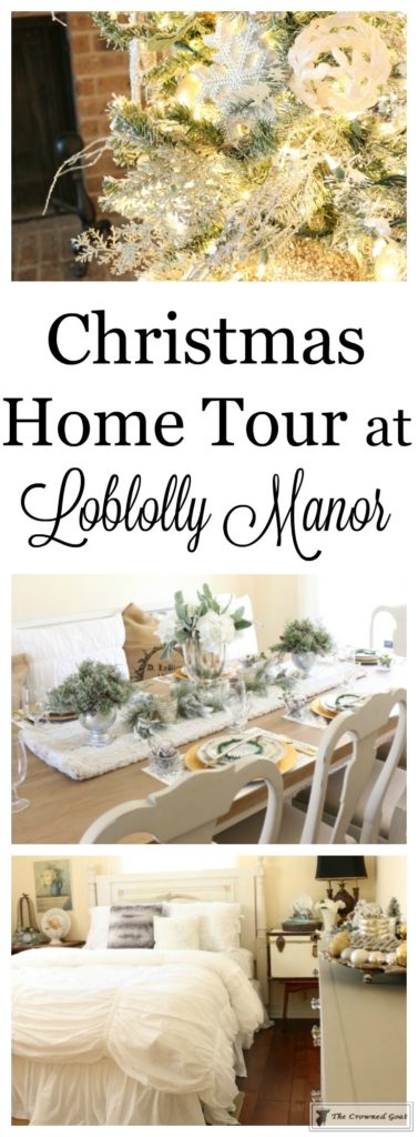 LM-Christmas-Home-Tour-1-377x1024 Christmas at Loblolly Manor Home Tour Christmas Decorating Holidays