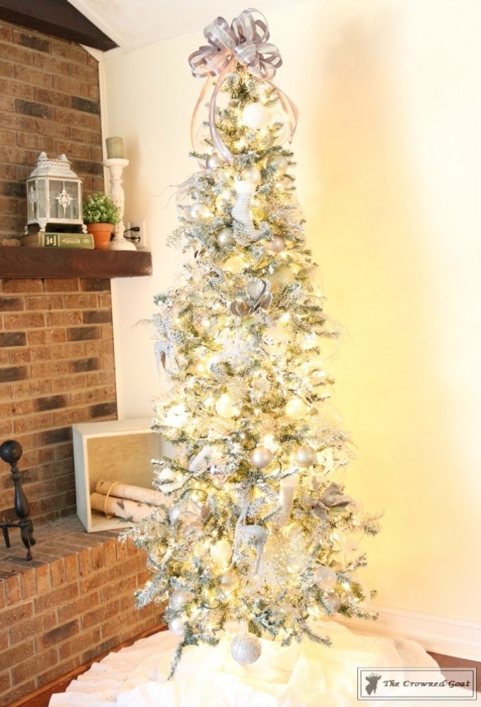 LM-Christmas-Home-Tour-5-696x1024 Christmas at Loblolly Manor Home Tour Christmas Decorating Holidays