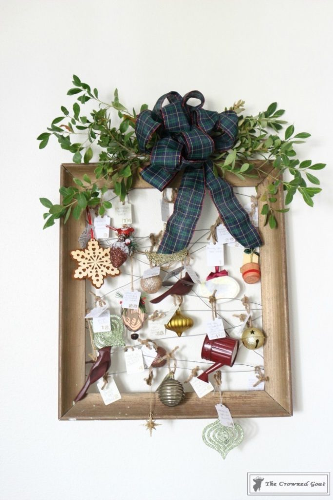 Nature-Inspired-Advent-Calendar-18-683x1024 Nature Inspired Christmas Home Tour Christmas Decorating DIY Holidays