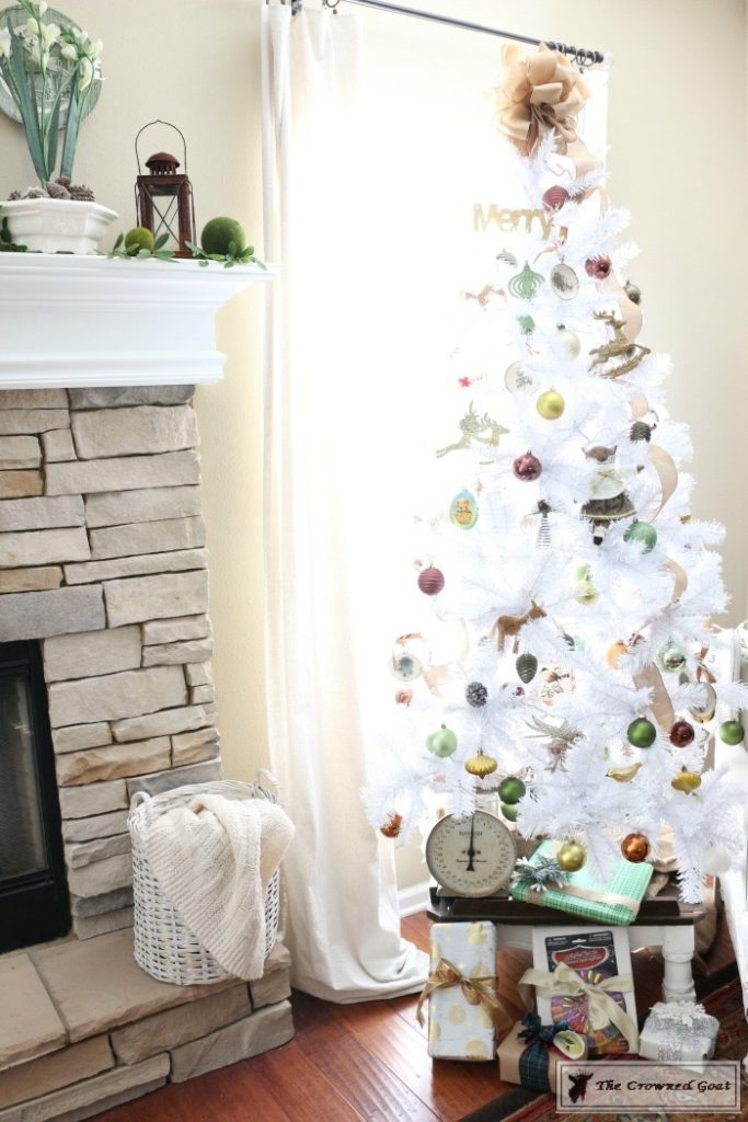 Nature-Inspired-Christmas-Tree-10-1-683x1024 Nature Inspired Christmas Home Tour Christmas Decorating DIY Holidays