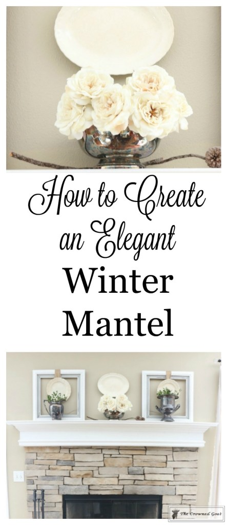 Elegant Winter Mantel-1