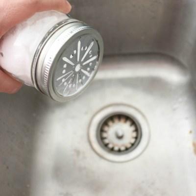 DIY Lemongrass and Lavender Sink Scrub