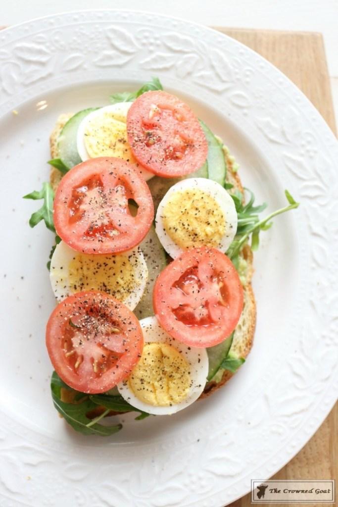 Open-Faced Breakfast Sandwich-11