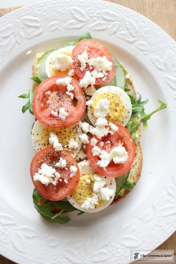 Open-Faced Breakfast Sandwich-12