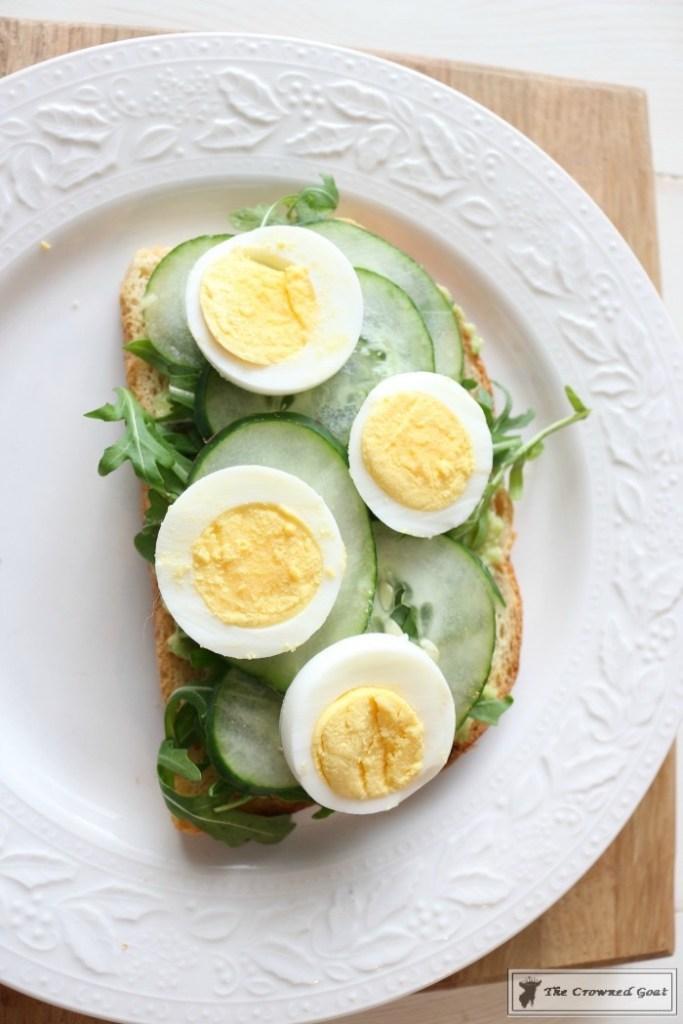 Open-Faced Breakfast Sandwich-9