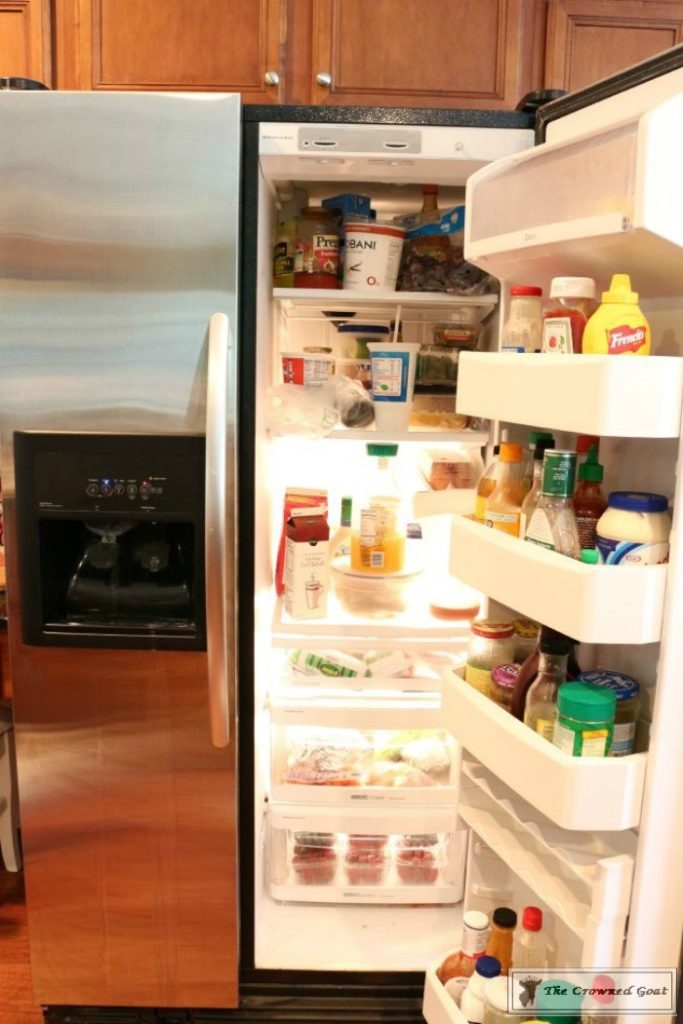 Organize-Your-Refrigerator-with-Baskets-2-683x1024 How to Use Baskets to Organize Your Refrigerator Organization