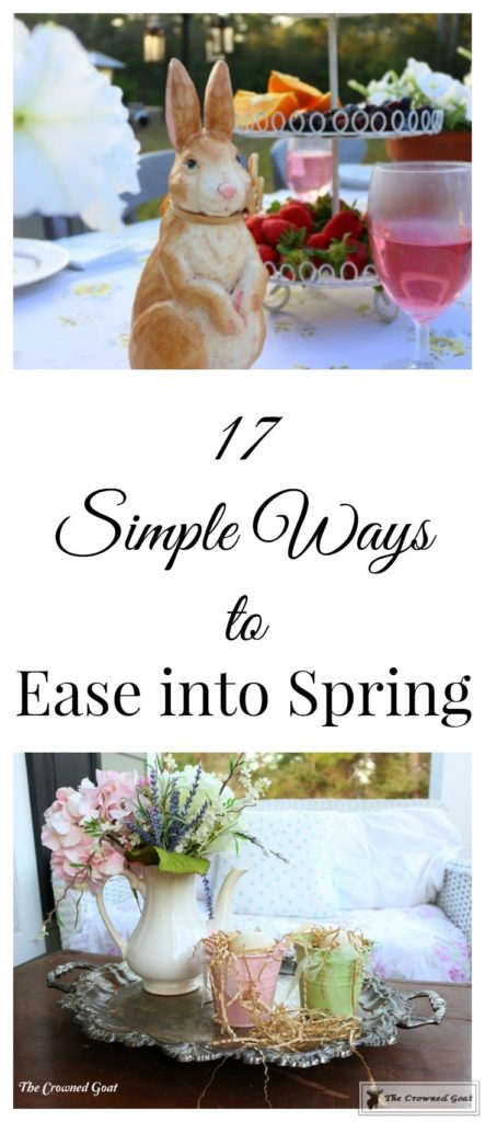 17-Ways-to-Ease-into-Spring-The-Crowned-Goat-2-443x1024 17 Ways to Ease into Spring Decorating DIY Spring