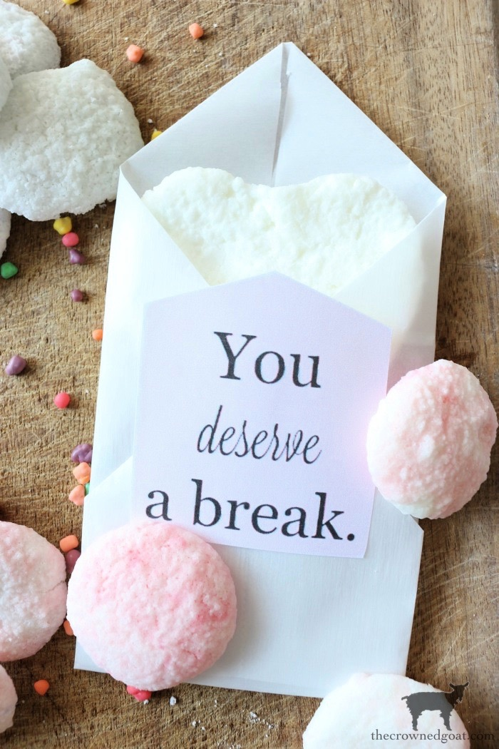DIY-Valentine-Inspired-Bath-Bombs-The-Crowned-Goat-22 DIY Valentine Inspired Bath Bombs & Free Printable Crafts Holidays Valentines