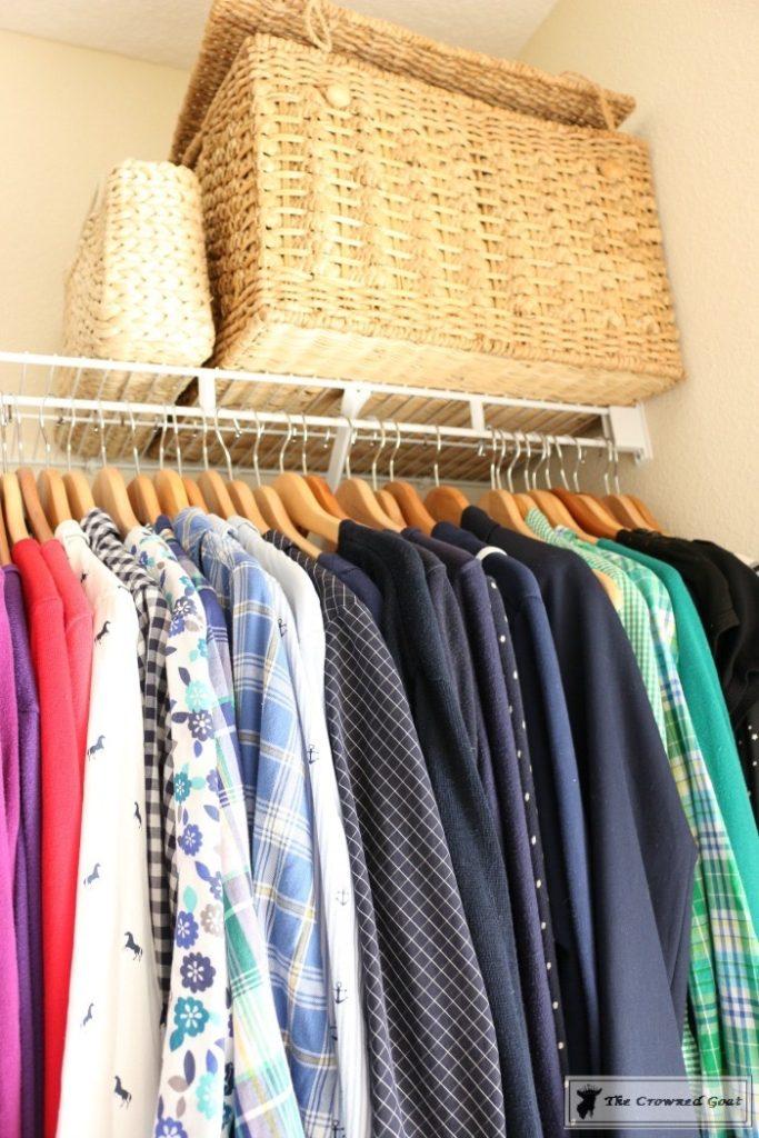 KonMari-Closet-One-Year-Later-10-683x1024 My Closet - One Year After Using the KonMari Method DIY Uncategorized