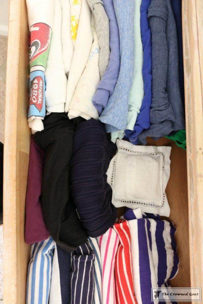 KonMari-Closet-One-Year-Later-8-683x1024 My Closet - One Year After Using the KonMari Method DIY Uncategorized