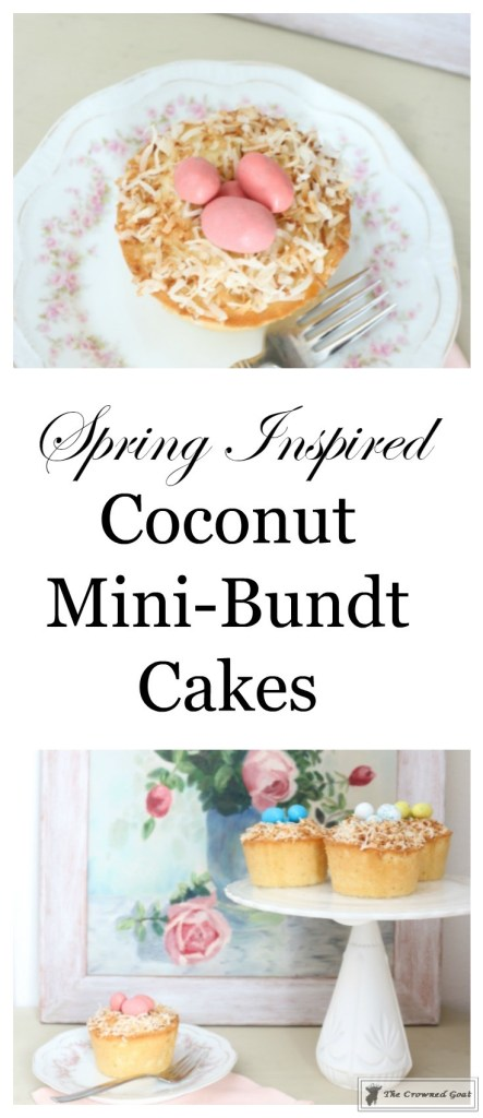 Coconut Mini Bundt Cakes-1