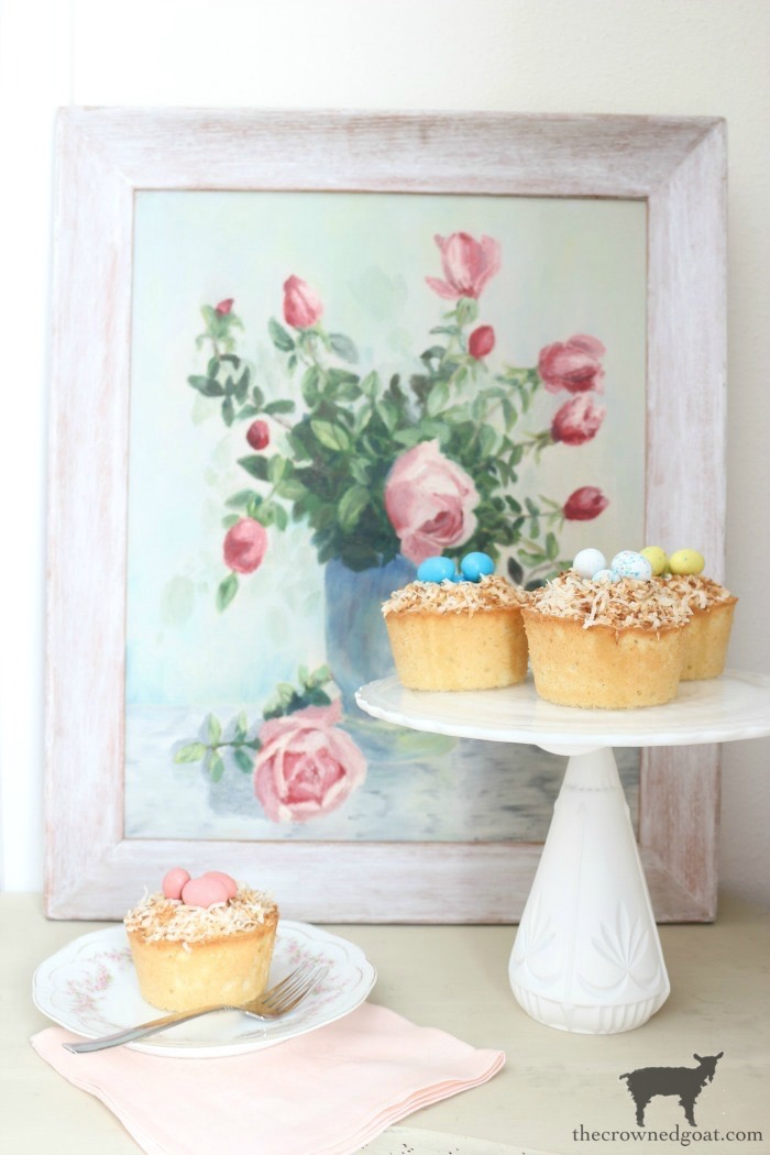 Coconut-Mini-Bundt-Cakes-The-Crowned-Goat-2 Spring Inspiration: Coconut Mini-Bundt Cakes Baking Holidays Spring