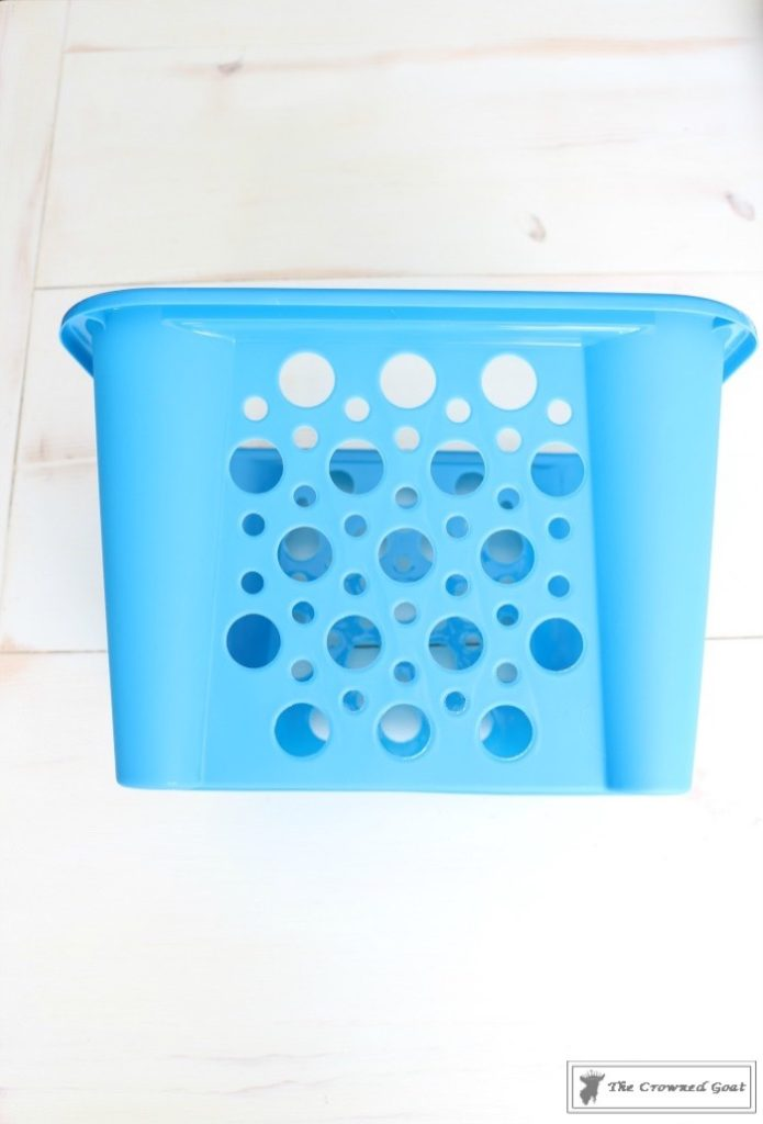 DIY-Cleaning-Caddy-The-Crowned-Goat-3-695x1024 How to Create a Budget Friendly Cleaning Caddy DIY Organization