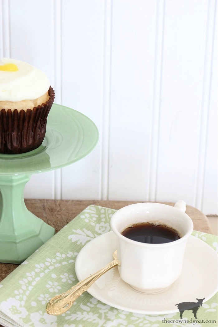 Faux-Jadeite-Cupcake-Stands-15-1 Jadeite Inspired Cupcake Stands Crafts DIY Holidays Spring