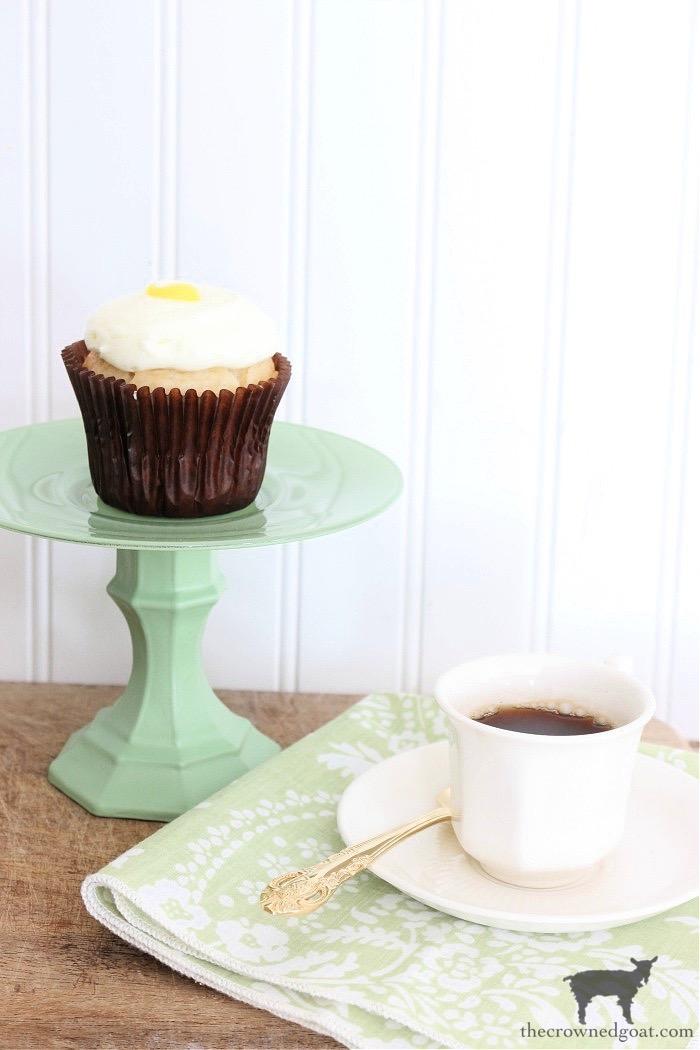 Faux-Jadeite-Cupcake-Stands-16-1 Jadeite Inspired Cupcake Stands Crafts DIY Holidays Spring