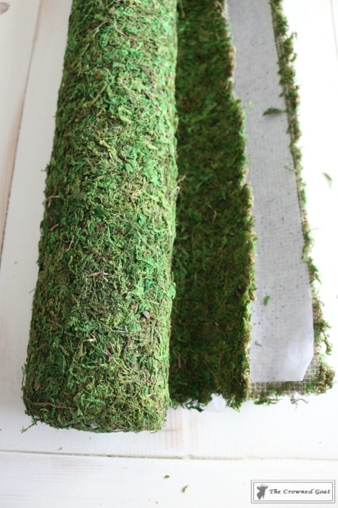 How-to-Make-Moss-Placemats-3-683x1024 The Easiest Way to Make Moss Placemats Crafts Decorating DIY Spring