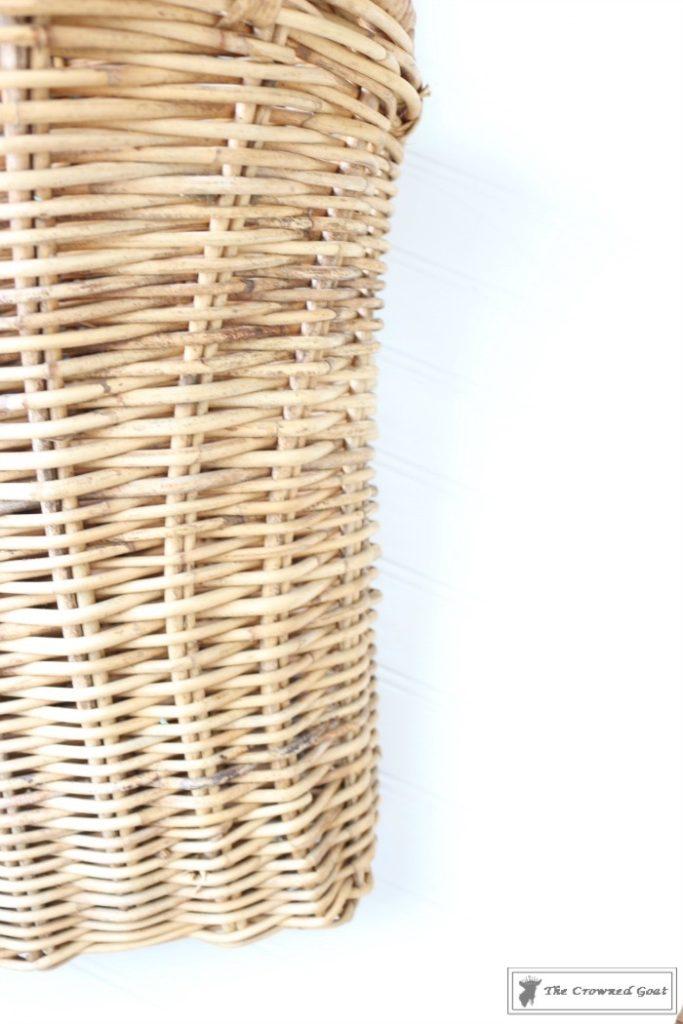 How-to-Make-a-Spring-Flower-Basket-3-683x1024 Spring Front Door Flower Basket DIY